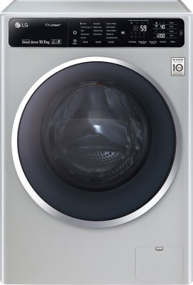 LG 10.5 kg Fully Automatic Front Load Washing Machine(FH4U1JBSK4)