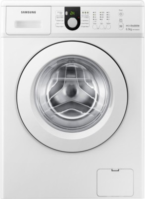 Samsung 6.5 kg Fully Automatic Front Load Washing Machine(WF1650WCW/TL)