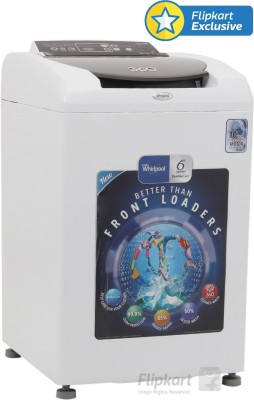 Whirlpool 8 kg Fully Automatic Top Load Washing Machine(Bloom Wash 360 World Series 80H)