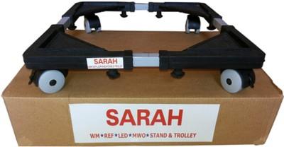 Sarah WMT-FAT-L-104 Washing Machine Trolley