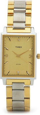 Timex PR161 Formals Analog Watch For Couple