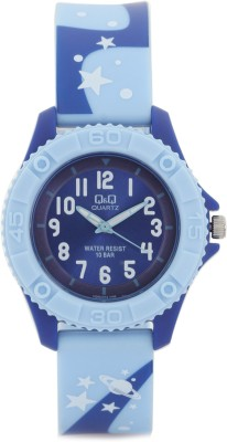 Q&Q VQ96J015Y  Analog Watch For Girls