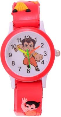 Zest4Kids Chotabheem_red_SSTW0017 Analog Watch   For Boys Zest4Kids Wrist Watches