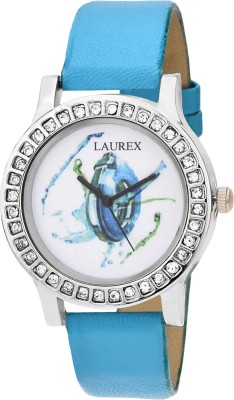 Laurex LX-138  Analog Watch For Girls