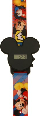 Disney DW100296  Digital Watch For Kids