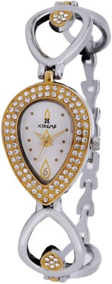 Xtreme XTL8805WT Elegance Analog Watch For Girls