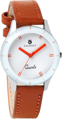 Swanky SC-WW-Pln01-Br Watch - For Women