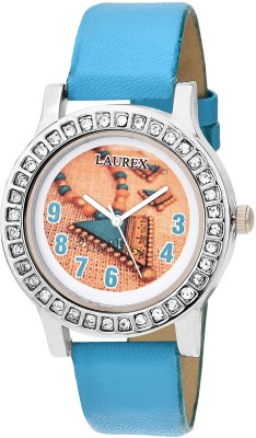 Laurex LX-143  Analog Watch For Girls
