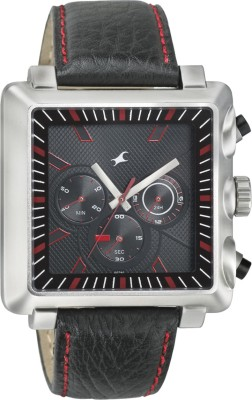 Fastrack 3111SL01 Chronograph Analog Watch   For Men Fastrack Wrist Watches
