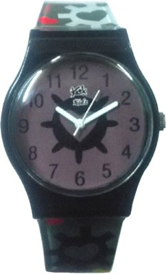 Kool Kidz DMK-003-BK 02  Analog Watch For Kids