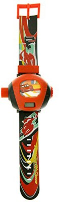Disney TP-1278 RED  Digital Watch For Kids