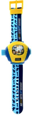 Disney TP-1278 BLUE  Digital Watch For Kids