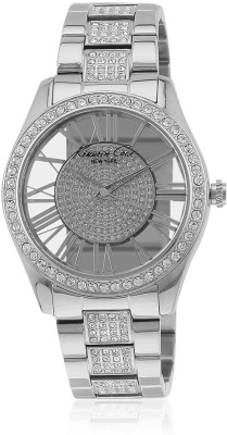 Kenneth Cole IKC0031 Transparency Analog Watch For Women