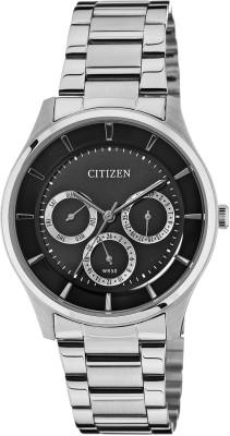 Citizen AG8350-54E Analog Black Dial Men's Watch (AG8350-54E)