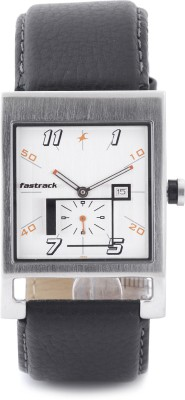 Fastrack NG1478SL02 Party Analog Watch   For Men Fastrack Wrist Watches