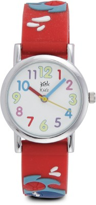 Kool Kidz DMK-001-RD 02  Analog Watch For Girls