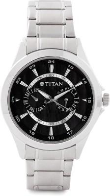 Titan NF9323SM02/NK9323SM02BM Octane Analog Watch   For Men Titan Wrist Watches