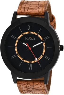 Relish RE-014BT TAN Watch  - For Men