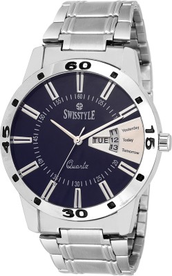 Swisstyle SS-GR8416-BLU-CH  Analog Watch For Men