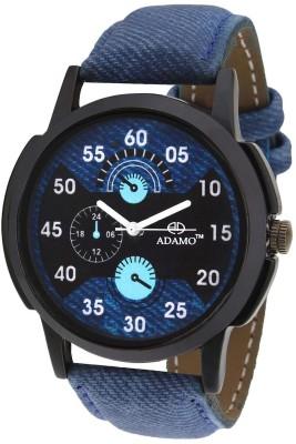ADAMO A809SB02 Designer Analog Watch For Men