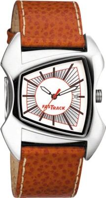 Image of Fastrack 1230SL04 Basics Watch - For Men