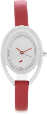 Fastrack NG6090SL01 6090SL01 Analog Watch   For Women Fastrack Wrist Watches