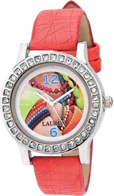 Laurex LX-153  Analog Watch For Girls