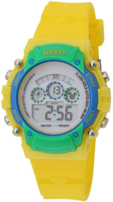 Disney 1K2314P-MC-001YW  Digital Watch For Kids