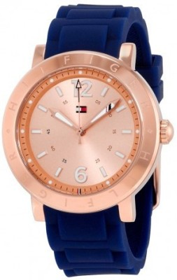 Tommy Hilfiger 1781617 Casual Sport Analog Watch For Women