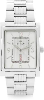 Titan 90024SAE Karishma Slimline Analog Watch For Men