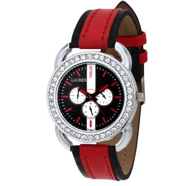 Laurex LX-046  Analog Watch For Girls