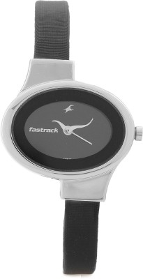 Fastrack NG6015SL02 Basics Analog Watch  - For Women