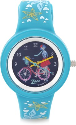 Zoop 26006PP03 Travel Analog Watch For Boys