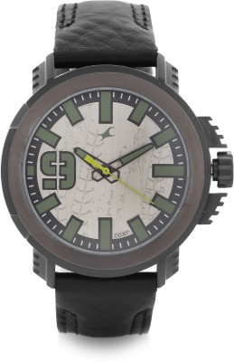 Fastrack 38015PL05 Analog Watch