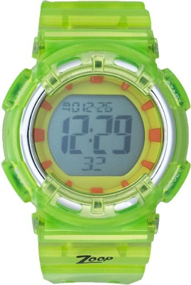 Zoop NEC3026PP03 Candy Digital Watch For Boys
