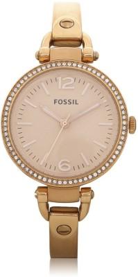 Fossil ES3226 GEORGIA Analog Watch - For Women