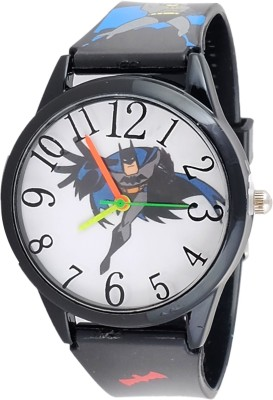 Super Drool ST2635_WT_BMBLACK  Analog Watch For Boys