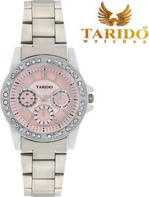 Tarido TD2242SM06  Analog Watch For Women