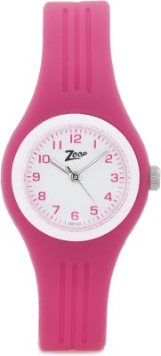 Zoop 26003PP03  Analog Watch For Girls