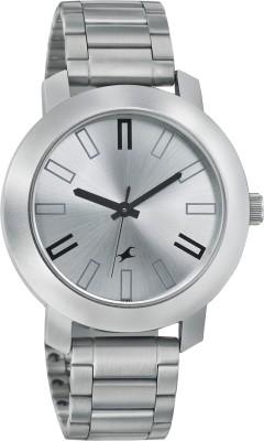 Fastrack NG3120SM01C Casual Analog Silver Dial Men's Watch (NG3120SM01C)