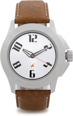 Fastrack 3075SL03 Analog Watch