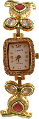 Sanaya SW117  Analog Watch For Girls