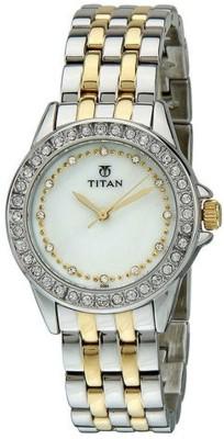 Titan NE9798BM02 Analog Watch   For Women Titan Wrist Watches
