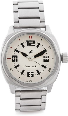 Fastrack NG3076SM03 Upgrades Analog Watch   For Men Fastrack Wrist Watches