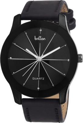 Britton BR-GR075-BLK  Analog Watch For Boys