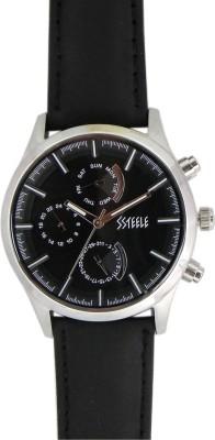 Maxima E-26851LMLS Ssteele Analog Watch For Women