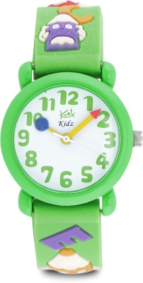 Kool Kidz DMK-009-GR 01  Analog Watch For Kids