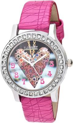 Laurex LX-125  Analog Watch For Girls