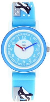 Kool Kidz DMK-002-BL 02  Analog Watch For Kids