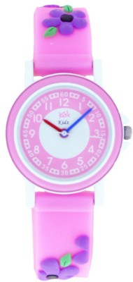 Kool Kidz DMK-002-PK 02  Analog Watch For Kids